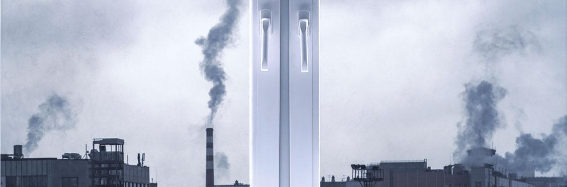 Mesure des particules par des associations sur la qualité de l'air