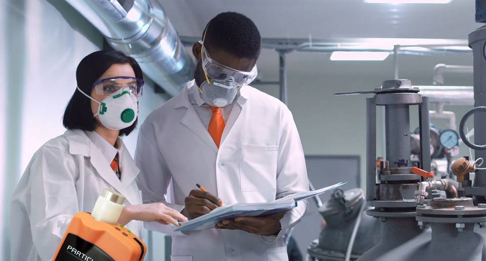 Occupational hygienists
